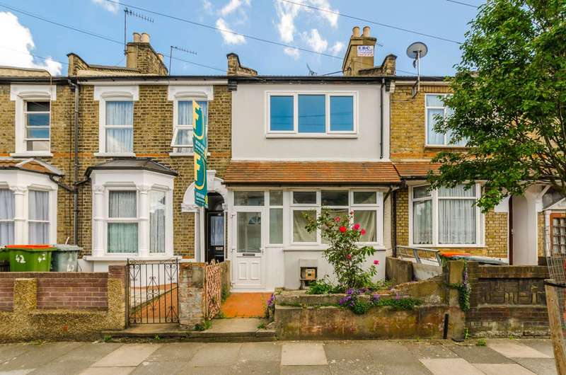 2 Bedrooms House for sale in Olive Road, Plaistow, E13