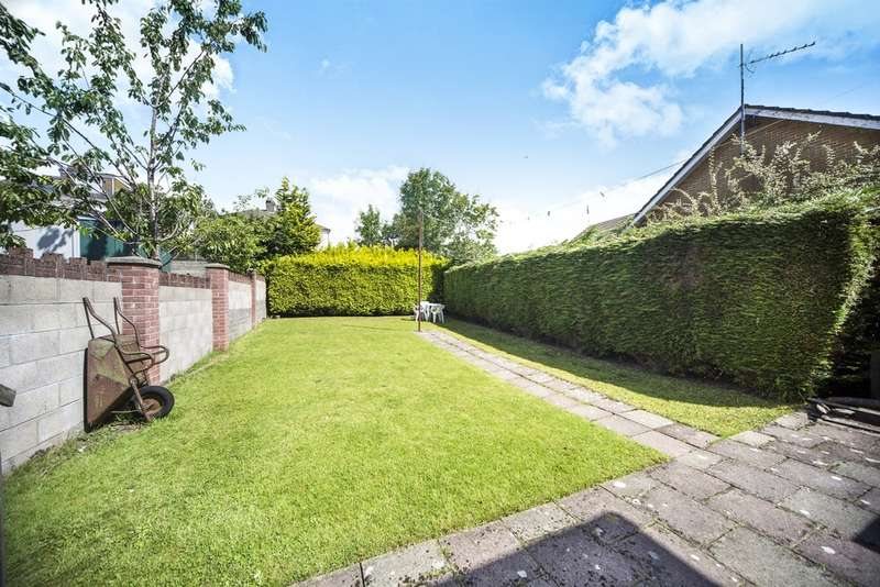 3 Bedrooms Semi Detached House for sale in Criccieth Road, Rumney, Cardiff