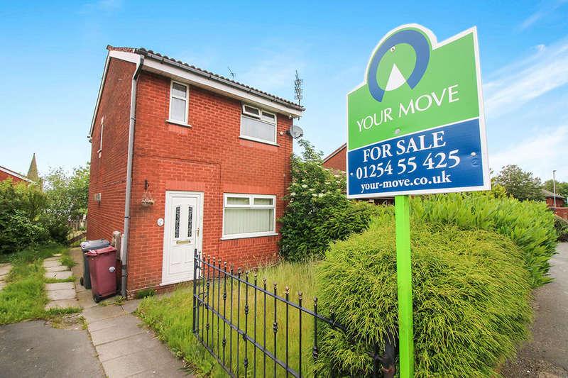 2 Bedrooms Semi Detached House for sale in Rockcliffe Street, Blackburn, BB2