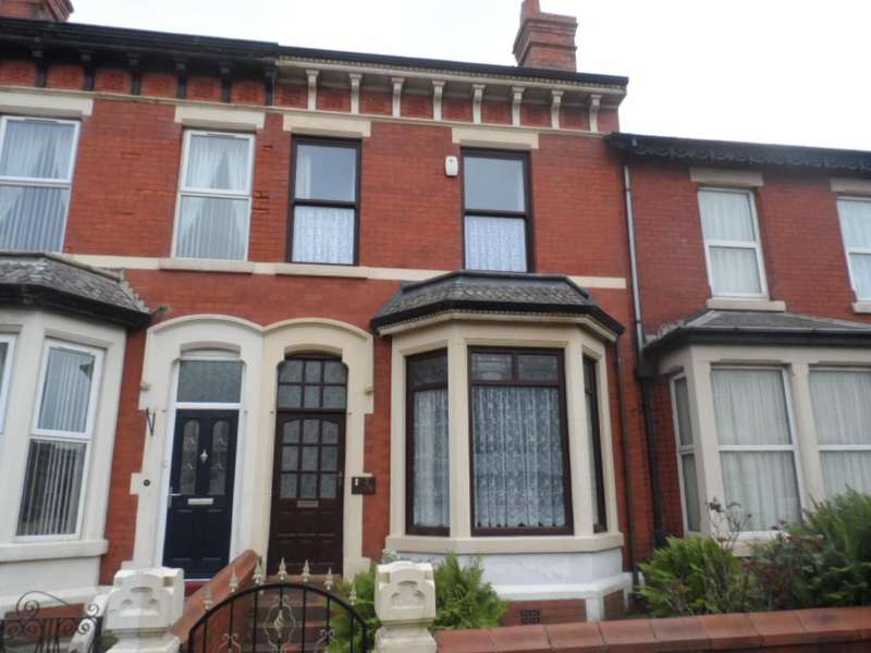 3 Bedrooms Terraced House for sale in Caunce Street, Blackpool, FY1 3ND
