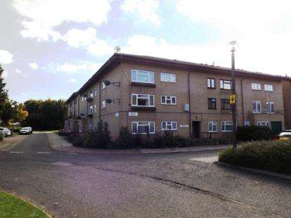 1 Bedroom Flat for sale in Cleavers Avenue, Conniburrow, Milton Keynes, Buckinghamshire