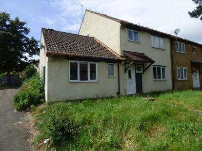 4 Bedrooms Semi Detached House for sale in Pilton Close, Rectory Farm, Northampton, Northamptonshire