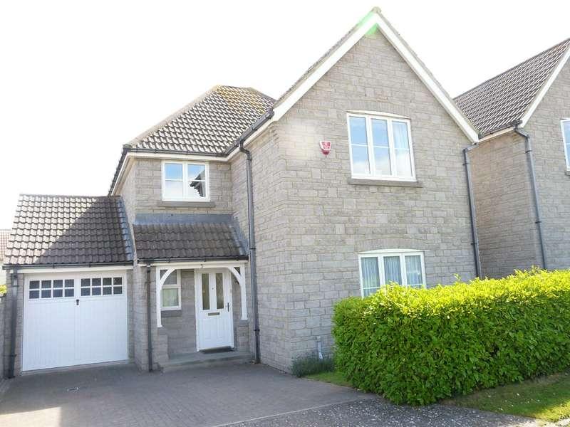 4 Bedrooms Detached House for sale in Sandbay , Weston Super Mare