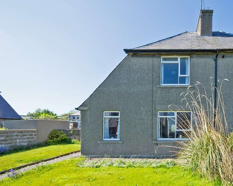 3 Bedrooms Semi Detached House for sale in Boyndie Street West, Banff, Aberdeenshire, AB45