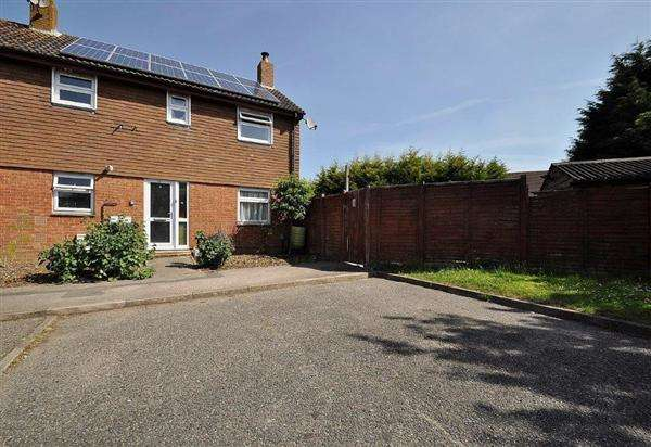 3 Bedrooms Terraced House for sale in ASHFORD TN24
