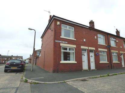 2 Bedrooms End Of Terrace House for sale in Dymock Road North, Preston, Lancashire, PR1