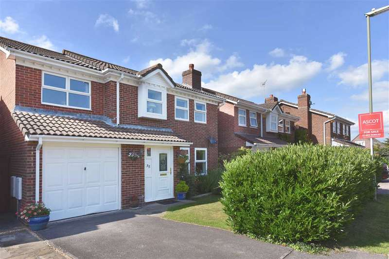 5 Bedrooms Detached House for sale in LAUREL GARDENS, LOCKS HEATH