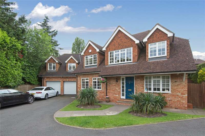 5 Bedrooms Detached House for sale in Hill Rise, Chalfont St. Peter, Gerrards Cross, Buckinghamshire, SL9