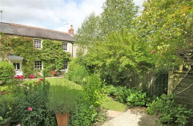3 Bedrooms Terraced House for sale in 40 Church Lane, Wingfield, Wiltshire