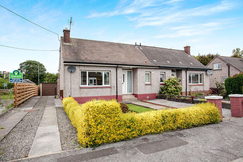 1 Bedroom Semi Detached Bungalow for sale in Cargenbridge Avenue, Cargenbridge, Dumfries, DG2