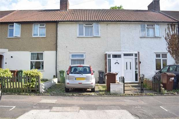 2 Bedrooms Terraced House for sale in Brittain Road, Dagenham, Essex