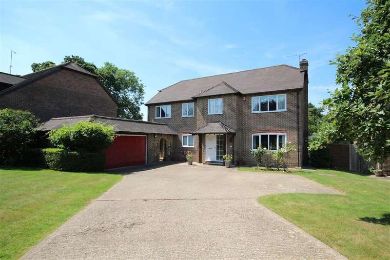5 Bedrooms Detached House for sale in Sonning Meadows, Sonning on Thames, RG4