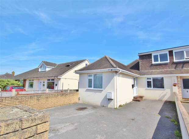 3 Bedrooms Chalet House for sale in Woodfield Road, Bear Cross, BOURNEMOUTH, Dorset