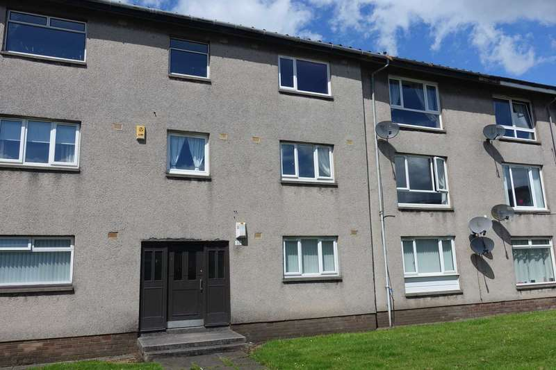 2 Bedrooms Flat for sale in Vanguard Way, Renfrew