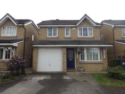 4 Bedrooms Detached House for sale in Sunnyhill Avenue, Kirkheaton, Huddersfield, West Yorkshire