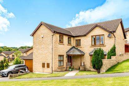 4 Bedrooms Detached House for sale in Seven Acres, Denholme, Bradford, West Yorkshire