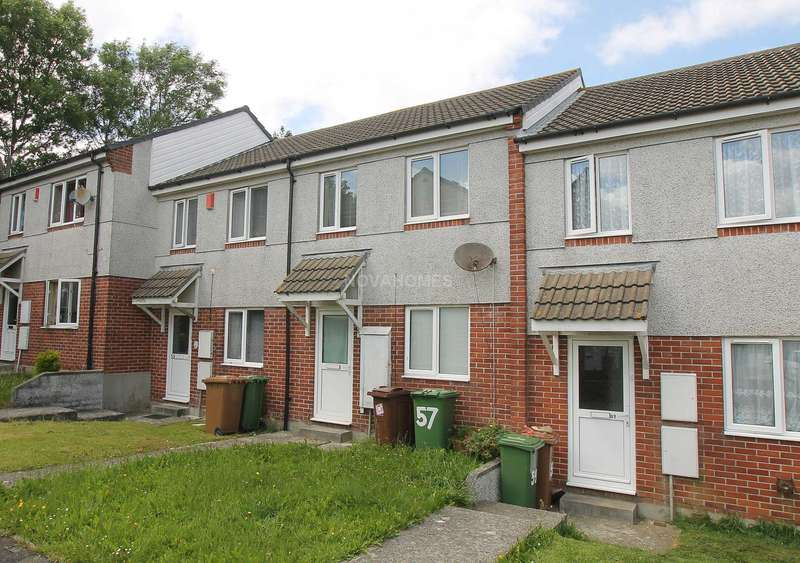 2 Bedrooms Terraced House for sale in Cayley Way, Kings Tamerton, Plymouth, PL5 2UA