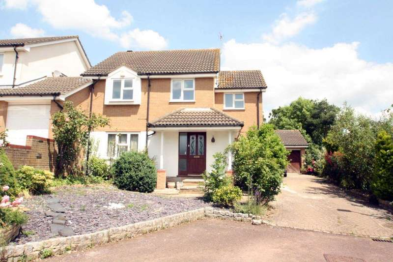 4 Bedrooms Detached House for sale in Thurnscoe Close, Lower Earley