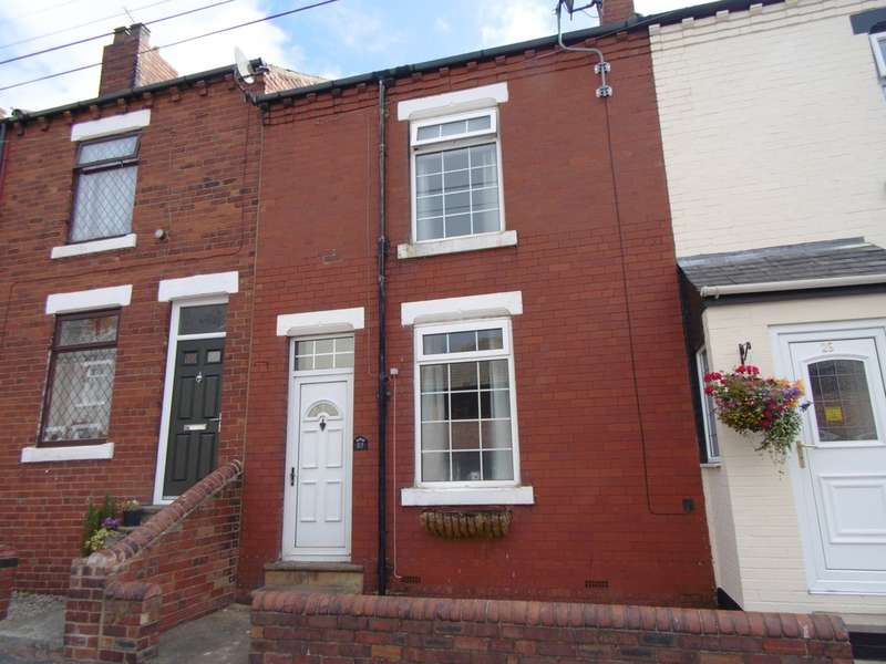 2 Bedrooms Terraced House for sale in Marshall Street, Stanley, Wakefield
