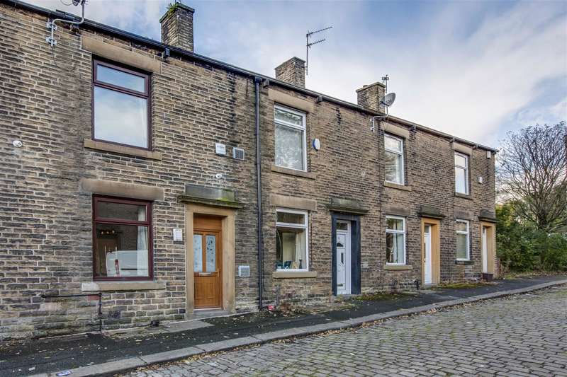 2 Bedrooms Terraced House for sale in Brickfield Street, Smallbridge, OL16 2PD