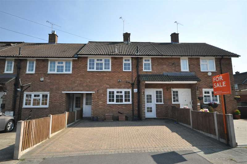 3 Bedrooms Terraced House for sale in Vernon Crescent, Brentwood