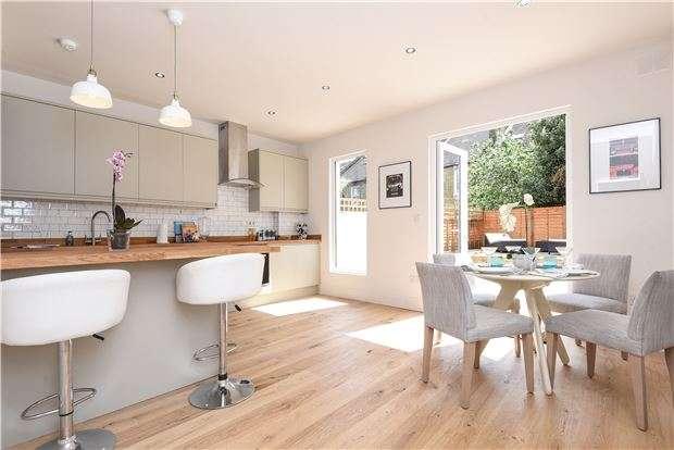 4 Bedrooms Terraced House for sale in Longmead Road, LONDON, SW17
