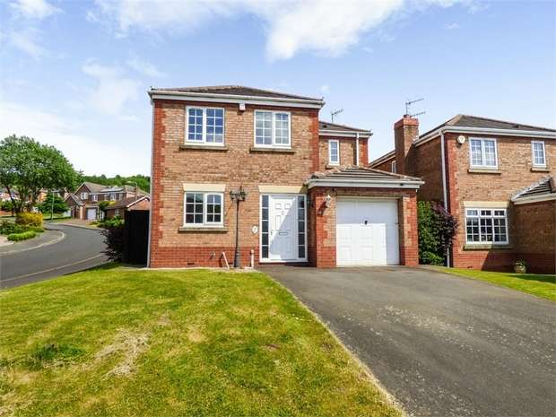 4 Bedrooms Detached House for sale in Burmese Way, Rowley Regis, West Midlands