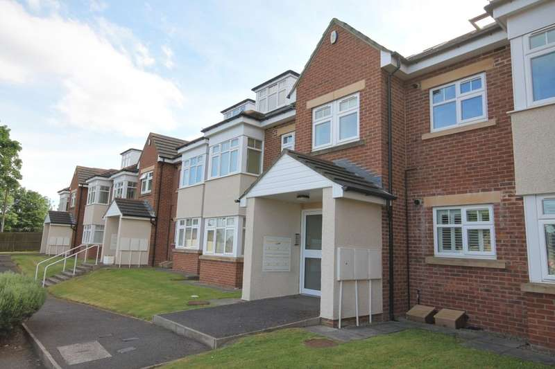 2 Bedrooms Flat for sale in The Firs, Kimblesworth, DH2