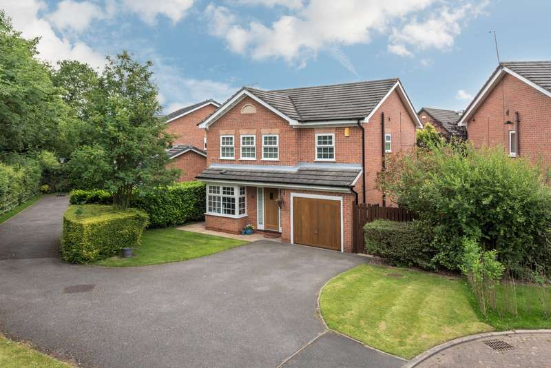 4 Bedrooms House for sale in 4 bedroom House Detached in Northwich