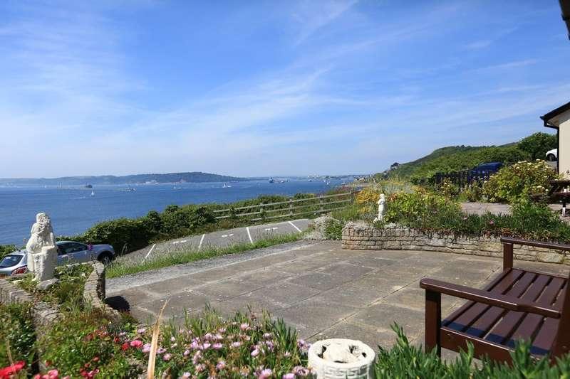 2 Bedrooms Semi Detached Bungalow for sale in Down Thomas, Plymouth