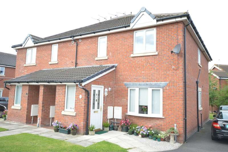 2 Bedrooms Ground Flat for sale in Marshdale Road, Marton