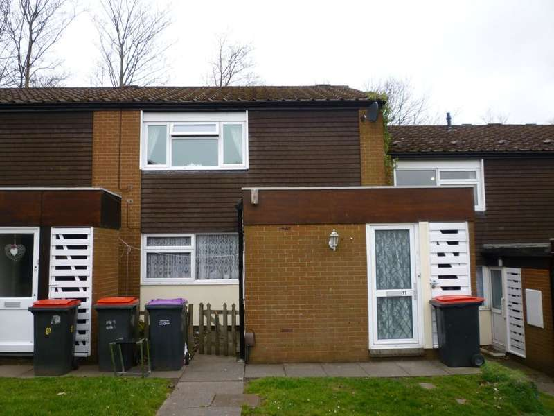 1 Bedroom Flat for sale in Laurel Lane, Overdale, Telford, TF3