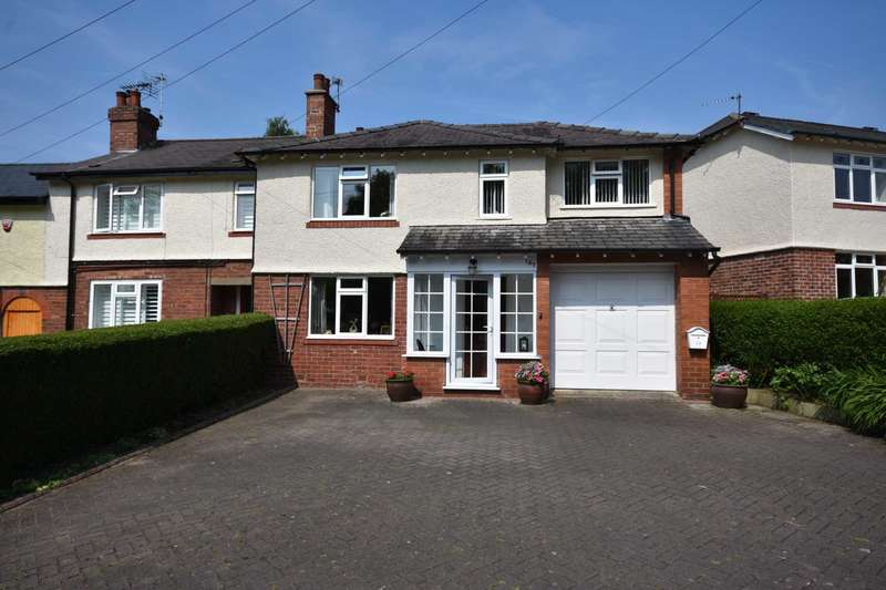 4 Bedrooms End Of Terrace House for sale in COPPICE ROAD, POYNTON