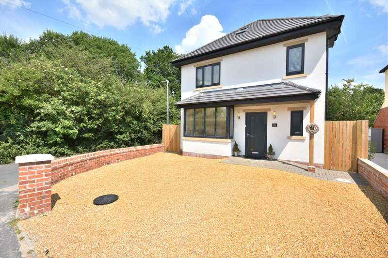 6 Bedrooms Detached House for sale in HAZELBADGE ROAD, POYNTON