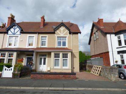 5 Bedrooms Semi Detached House for sale in Maelgwyn Road, Llandudno, Conwy, North Wales, LL30