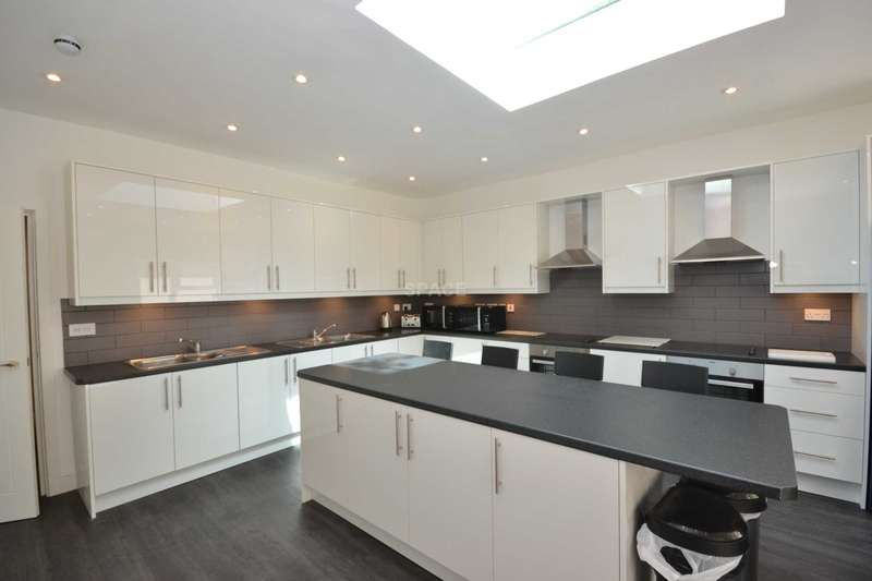 5 Bedrooms Terraced House for rent in Cholmeley Road, Reading, RG1 3LR