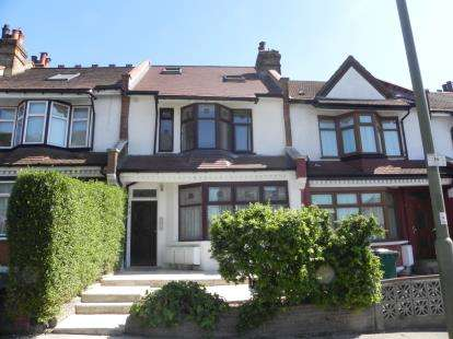3 Bedrooms Flat for sale in Priory Villas, Colney Hatch Lane, London