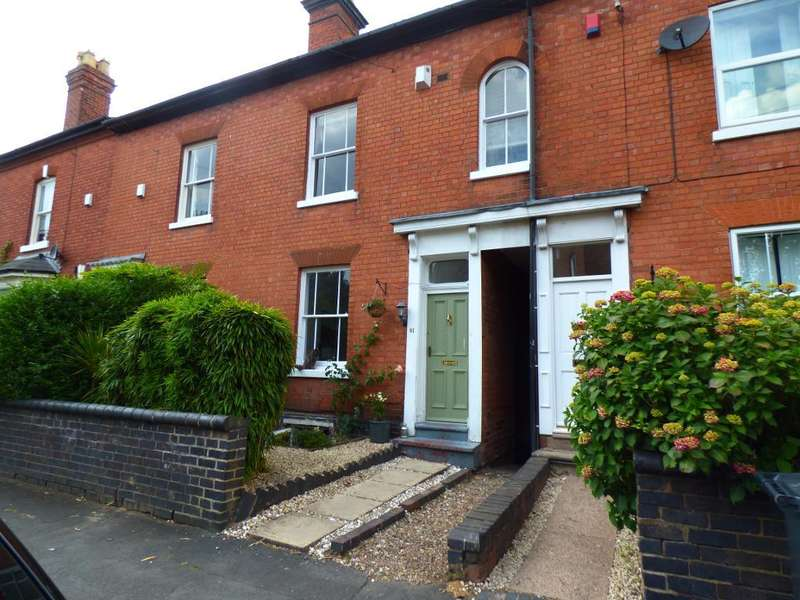 4 Bedrooms Terraced House for rent in Clarence Road, Harborne, Birmingham, B17 9JY