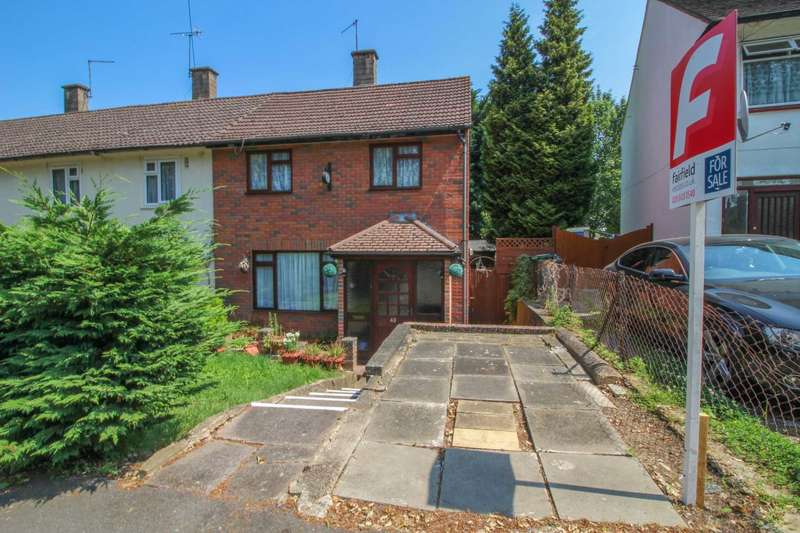 2 Bedrooms End Of Terrace House for sale in Birkdale Gardens, South Oxhey