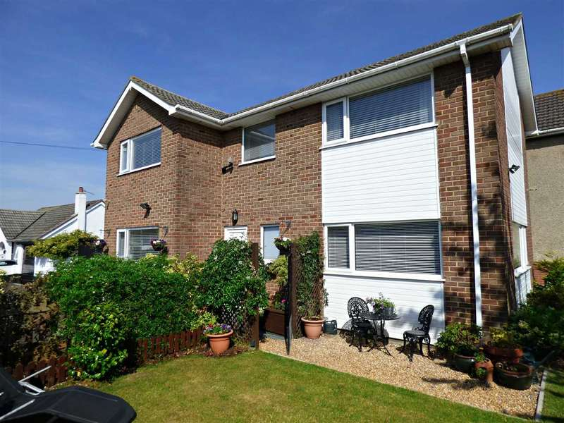 4 Bedrooms Detached House for sale in STUNNING FOUR DOUBLE BEDROOM DETACHED HOUSE WITH BEAUTIFUL GARDENS - WALLISDOWN
