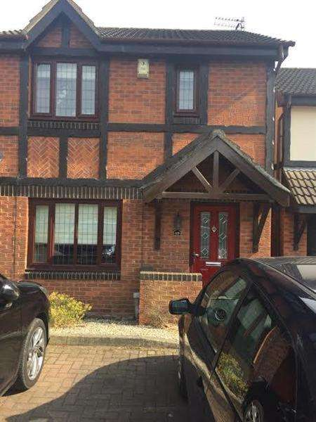3 Bedrooms Semi Detached House for sale in The Mooring, Lydiate