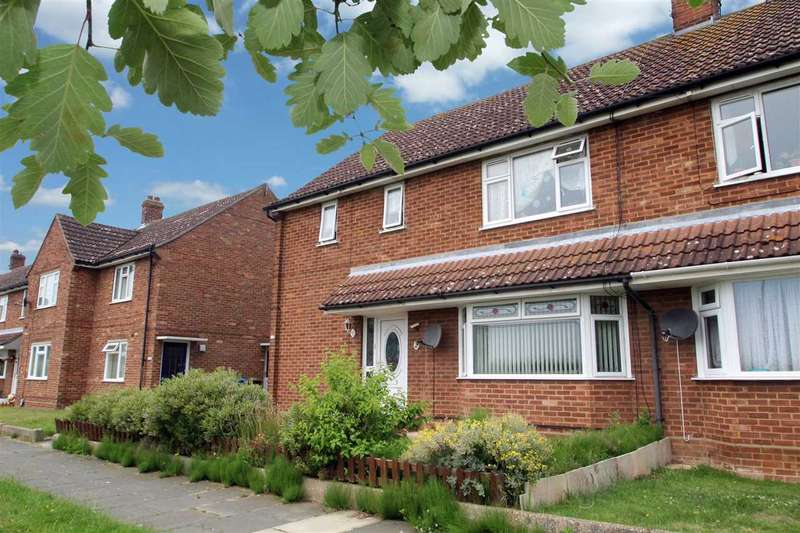 2 Bedrooms Maisonette Flat for sale in Montgomery Road, Ipswich