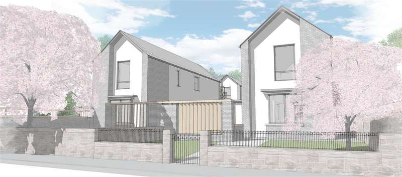 3 Bedrooms Detached House for sale in Church View, Falkirk