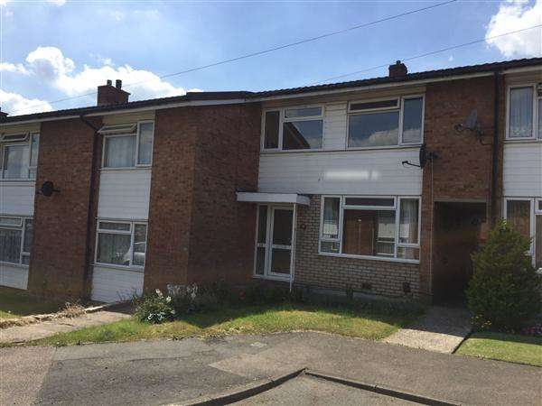 3 Bedrooms Terraced House for rent in Franklin Avenue, Slough