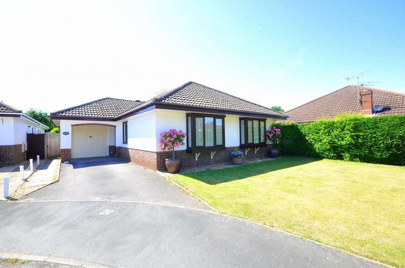 3 Bedrooms Detached Bungalow for sale in Lions Wood, Ringwood, BH24 2LU