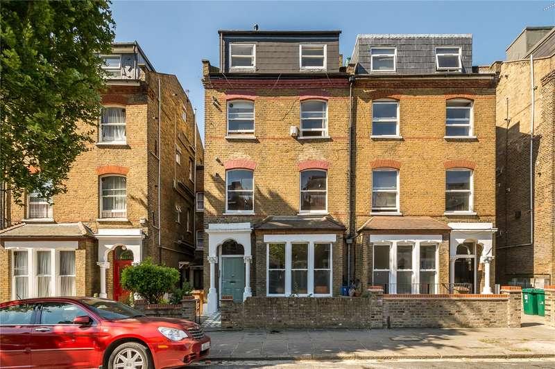 2 Bedrooms Flat for sale in Alexandra Grove, London, N4
