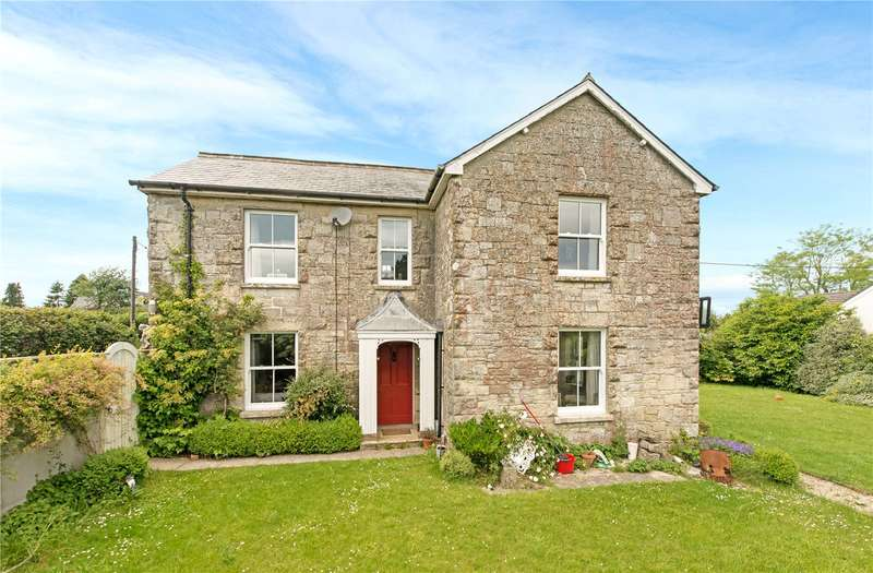 4 Bedrooms Detached House for sale in Monmouth Road, Tisbury, Salisbury, Wiltshire, SP3