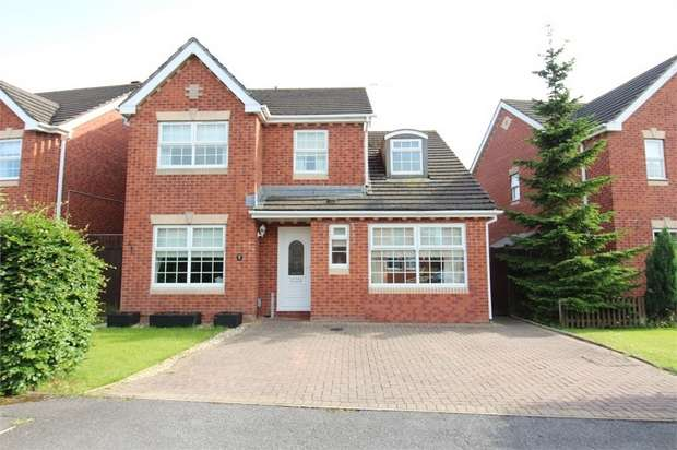 Detached House for sale in Cutter Close, NEWPORT