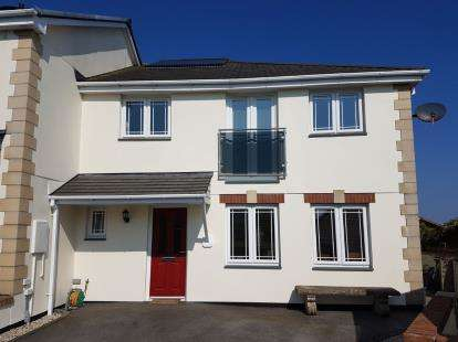 3 Bedrooms Semi Detached House for sale in Wadebridge, Cornwall