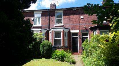 3 Bedrooms Terraced House for sale in Wallness Lane, Salford, Greater Manchester